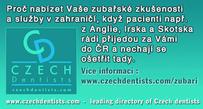 czech dentists poster